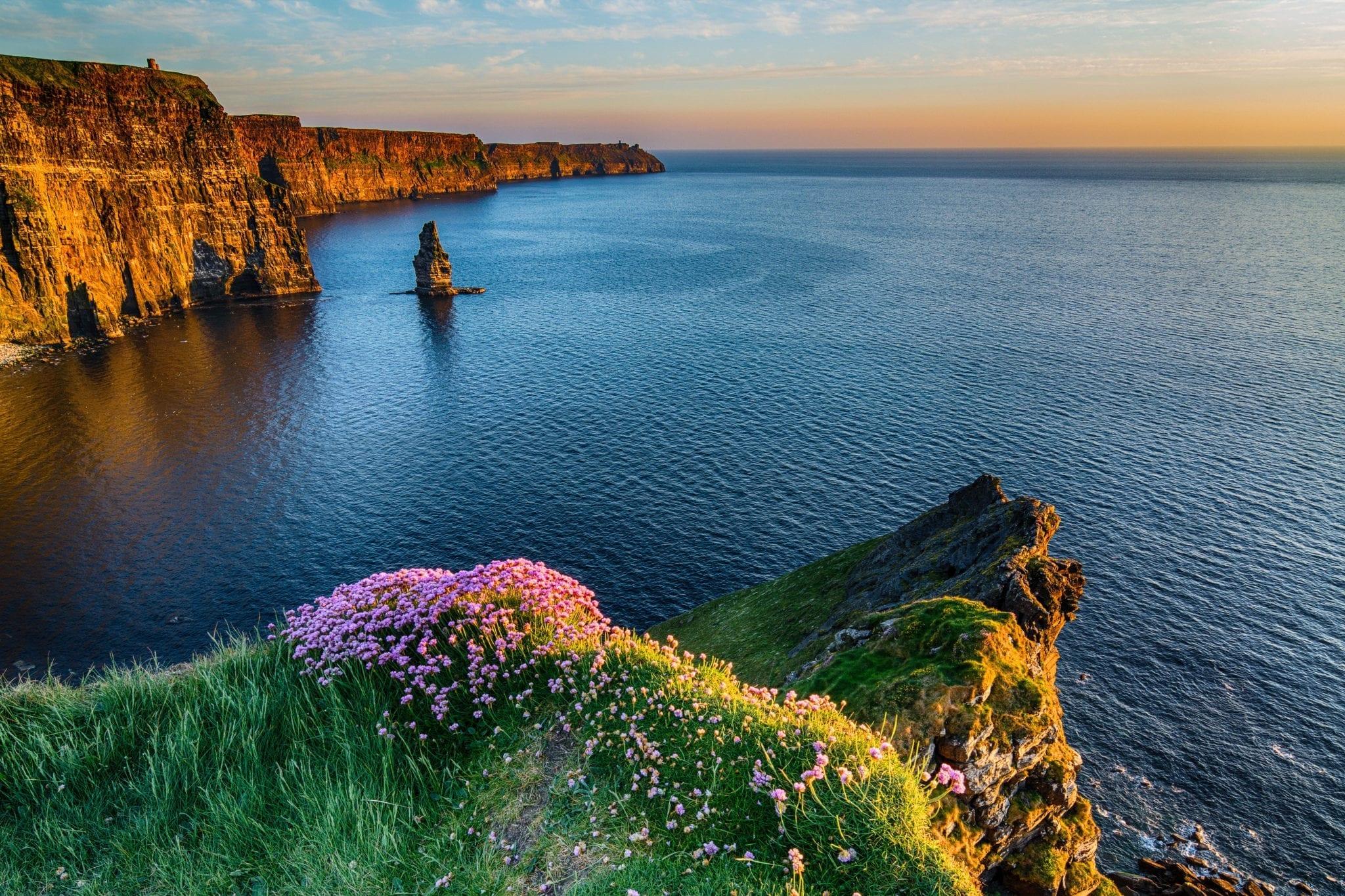 Cliffs of Moher Summer