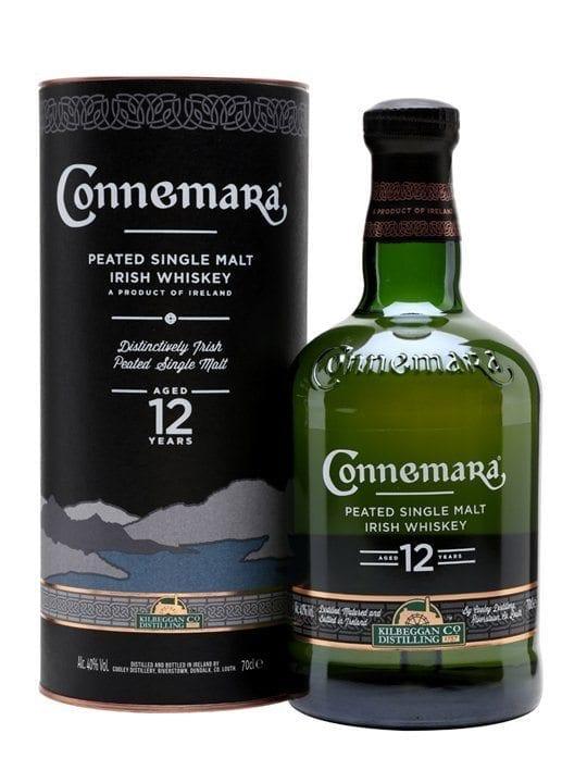Connemara 12 Year Old Peated Irish Whiskey Irish Single Malt Whiskey