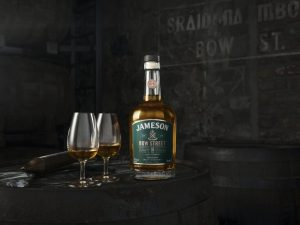 Jameson Bow Street 18 Years Cask Strength Irish Whiskey