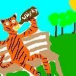 Irish Whiskey Tiger. Irish Whiskey Bubble. Whiskey Blogger Stuart McNamara