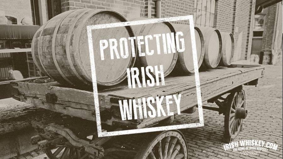 Protecting Irish Whiskey. Irish Whiskey Bubble by Stuart McNamara whiskey blogger