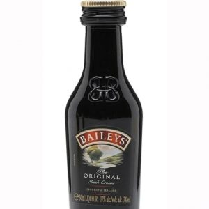 Baileys Irish Cream Liqueur Miniature