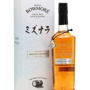 Bowmore Mizunara Cask Finish Islay Single Malt Scotch Whisky