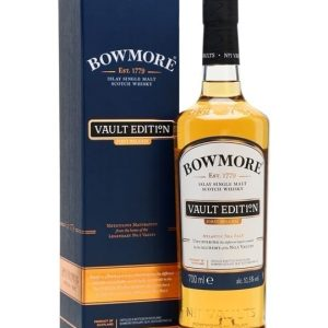 Bowmore Vault Edition First Release / Atlantic Sea Salt Islay Whisky