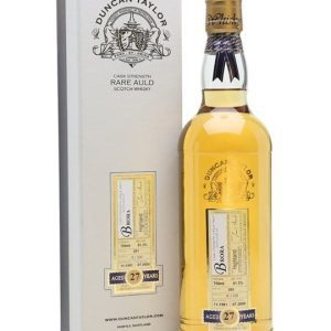 Brora 1981 / 27 Year Old / Duncan Taylor Highland Whisky