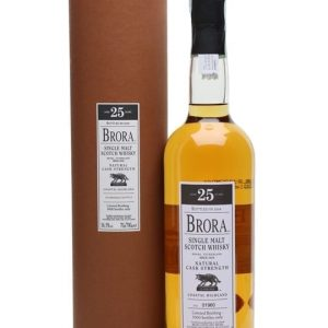 Brora 25 Year Old / 7th Release / Bot.2008 Highland Whisky