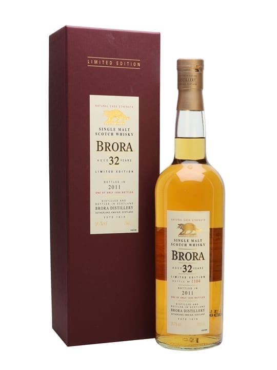 Brora 32 Year Old / 10th Release / Bot.2011 Highland Whisky