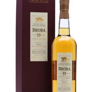 Brora 35 Year Old / 13th Release / Bot.2014 Highland Whisky