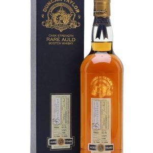 Bunnahabhain 1968 / 38 Year Old / Duncan Taylor Islay Whisky
