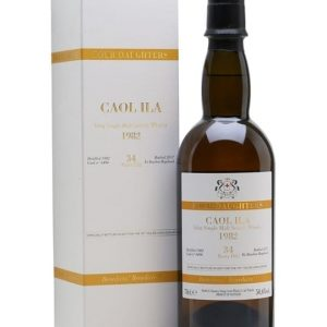 Caol Ila 1982 / 34 Year Old / Four Daughters / 70ans Velier Islay Whisky