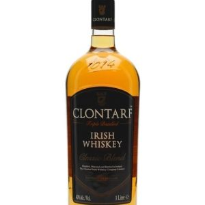 Clontarf Classic Blend / Litre Blended Irish Whiskey