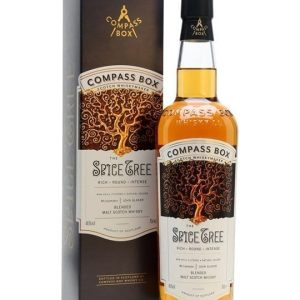 Compass Box The Spice Tree Highland Blended Malt Scotch Whisky