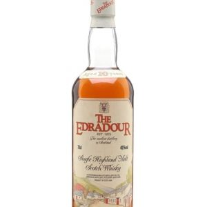 Edradour 10 Year Old / Bot.1990s Highland Single Malt Scotch Whisky