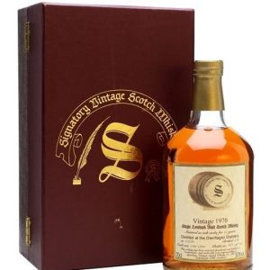Glen Flagler 1970 / 23 Year Old / Signatory Lowland Whisky