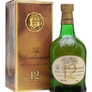 Glendronach 12 Year Old / Bot.1980s Highland Single Malt Scotch Whisky