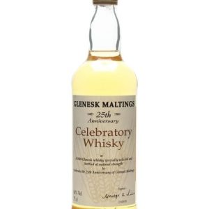 Glenesk Maltings 1969 / 25th Anniversary Highland Whisky