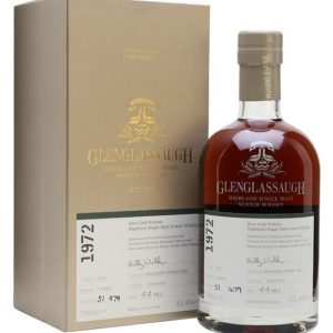 Glenglassaugh 1972 / 44 Year Old / Rare Cask Release Batch 3 Highland Whisky
