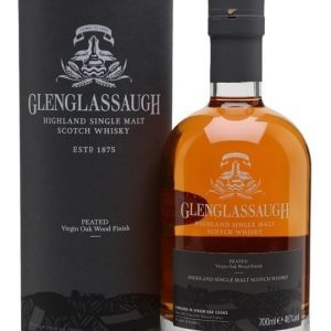 Glenglassaugh Peated / Virgin Oak Finish Highland Whisky
