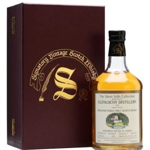 Glenlochy 1980 / 25 Year Old / Signatory Highland Whisky