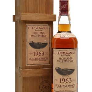 Glenmorangie 1963 / 23 Year Old / Sherry Cask Highland Whisky