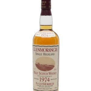 Glenmorangie 1974 / Bot.1997 Highland Single Malt Scotch Whisky