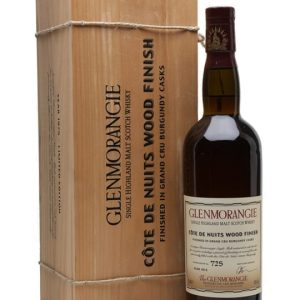 Glenmorangie 1975 / 25 Year Old / Cote De Nuits Highland Whisky