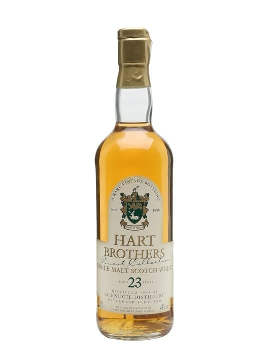 Glenugie 1965 / 23 Year Old / Hart Brothers Highland Whisky