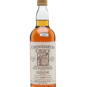 Glenugie 1966 / Bot.1991 / Connoisseurs Choice Highland Whisky