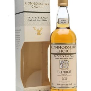 Glenugie 1967 / Bot.1997 / Connoisseurs Choice Highland Whisky