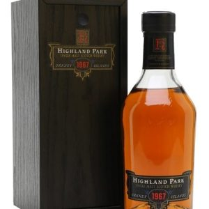 Highland Park 1967 / Bot.1991 Island Single Malt Scotch Whisky