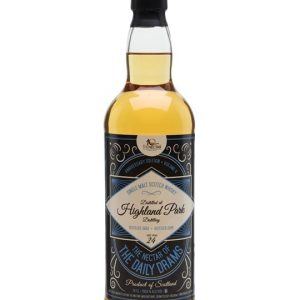 Highland Park 1992 / 24 Year Old / Daily Dram Island Whisky
