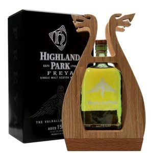 Highland Park Freya / 15 Year Old / Valhalla Collection Island Whisky