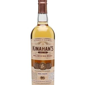 Kinahan's Blended Irish Whiskey Blended Irish Whiskey