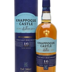 Knappogue Castle 16 Year Old Sherry Finish Irish Single Malt Whiskey