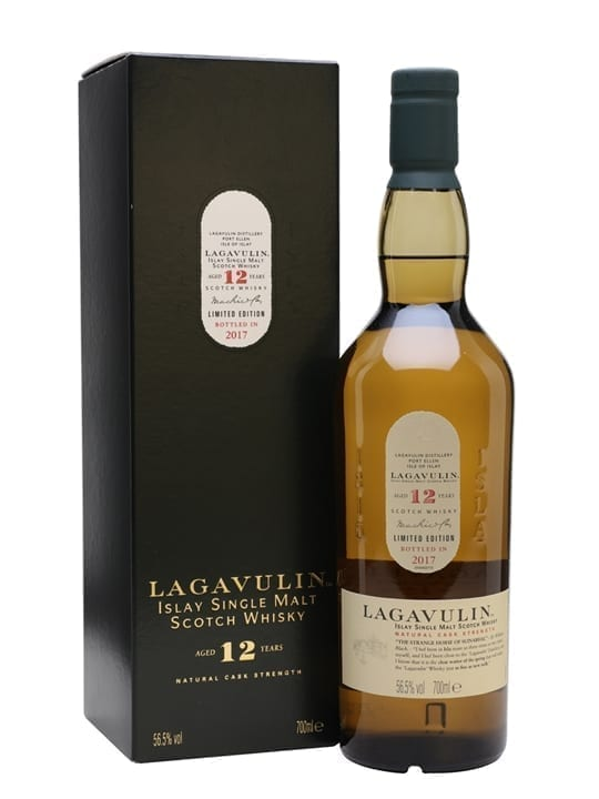Lagavulin 12 Year Old / 17th Release / Special Releases 2017 Islay Whisky