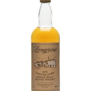 Longrow 1973 / Bot.1980s Campbeltown Single Malt Scotch Whisky
