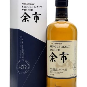 Nikka Yoichi Single Malt Japanese Single Malt Whisky