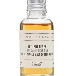 Old Pulteney Pentland Skerries Sample Highland Whisky