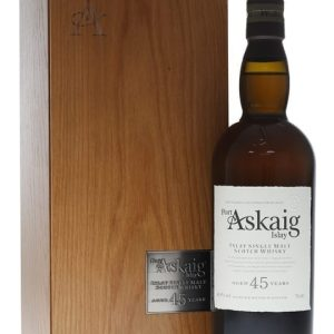Port Askaig 45 Year Old Islay Single Malt Scotch Whisky