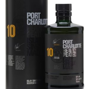 Port Charlotte 10 Year Old Islay Single Malt Scotch Whisky