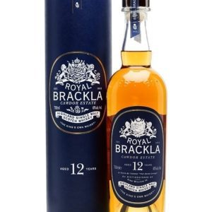 Royal Brackla 12 Year Old Highland Single Malt Scotch Whisky