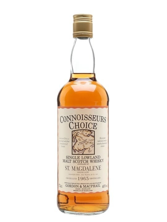 St Magdalene 1965 / Connoisseurs Choice Lowland Whisky
