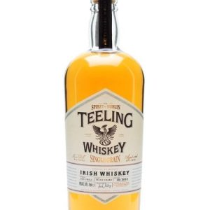 Teeling Single Grain Whiskey Irish Single Grain Whiskey