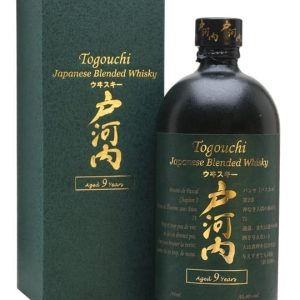 Togouchi 9 Year Old Japanese Blended Whisky