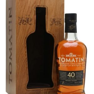 Tomatin 40 Year Old / Rare Casks Highland Single Malt Scotch Whisky