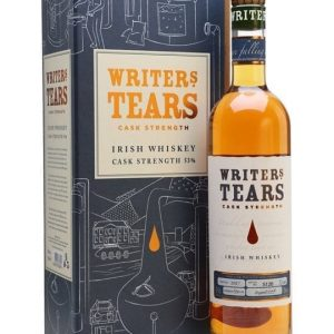 Escritores Tears Cask Strength / Bot.2017 whisky irlandés Blended