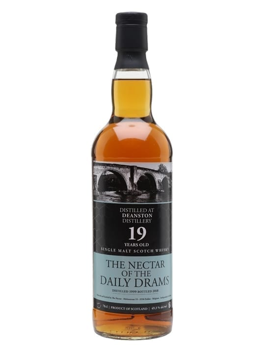 Deanston 1999 / 19 Year Old / Daily Drams Highland Whisky
