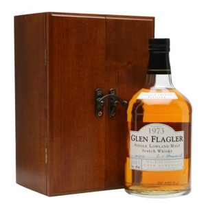 Glen Flagler 1973 / 30 Year Old Lowland Single Malt Scotch Whisky