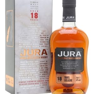 Isle of Jura 18 Year Old / Travel Exclusive Island Whisky