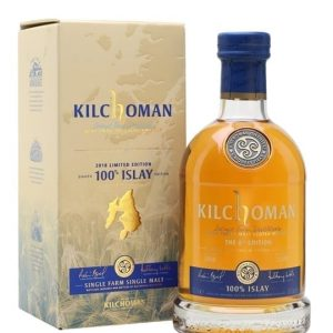 Kilchoman 100% Islay / 8th Edition Islay Single Malt Scotch Whisky